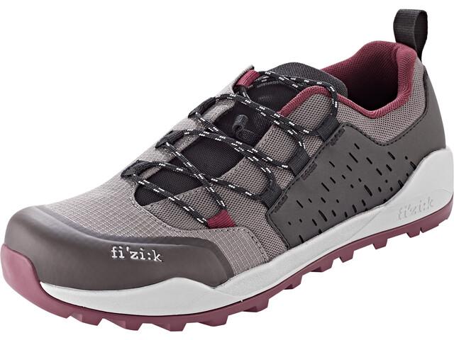 Fizik Terra Ergolace X2 MTB sko, anthracite/grape
